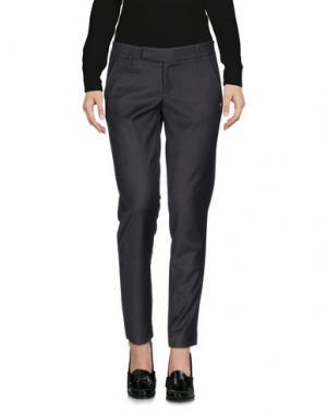 Повседневные брюки PHARD. Цвет: свинцово-серый