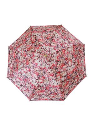 Зонт Slava Zaitsev. Цвет: розовый, бежевый