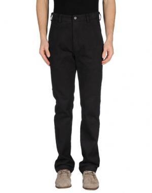 Повседневные брюки BSBEE. Цвет: стальной серый