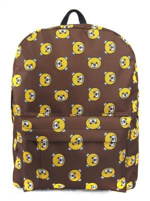Рюкзак Creative. Цвет: коричневый