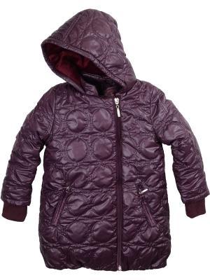 Куртка Imoga. Цвет: бордовый