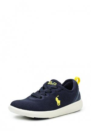 Кроссовки Polo Ralph Lauren. Цвет: синий