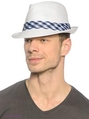 Шляпа TOM FARR. Цвет: белый