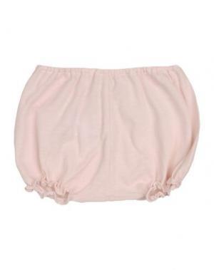 Повседневные шорты LE PETIT COCO. Цвет: светло-розовый