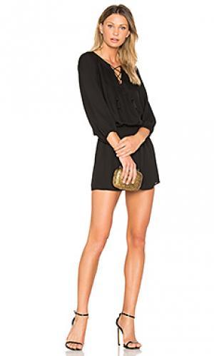 Платье corra b Joie. Цвет: черный