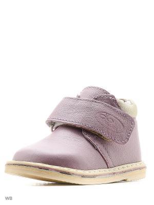 Ботинки ФОМА. Цвет: розовый