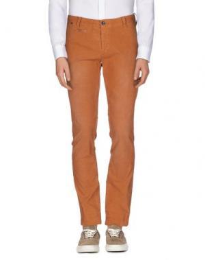 Повседневные брюки AT.P.CO. Цвет: оранжевый