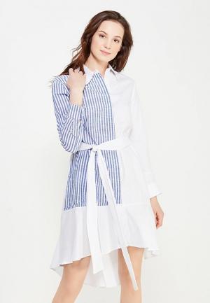 Платье Love & Light. Цвет: белый