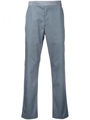 Костюмные брюки Oamc. Цвет: серый