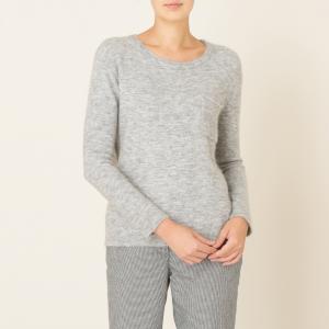 Пуловер TERA HARRIS WILSON. Цвет: серый
