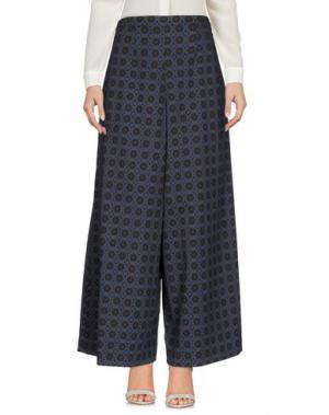 Повседневные брюки MACRÍ. Цвет: грифельно-синий