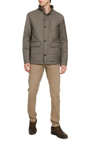 Куртка S4. Цвет: taupe