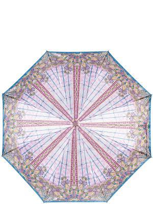 Зонт Eleganzza. Цвет: лиловый, светло-желтый, синий