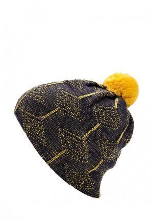 Шапка Tutu. Цвет: черный
