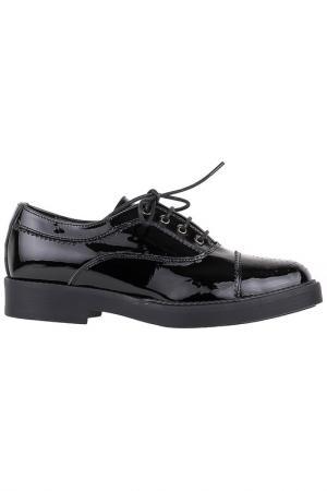 Туфли Repo. Цвет: черный