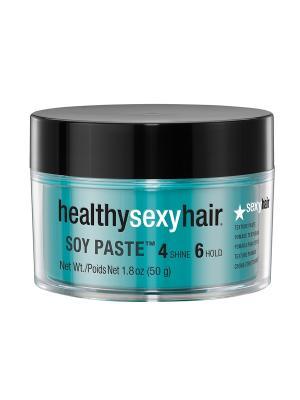 Крем текстурирующий Sexy Hair. Цвет: бирюзовый