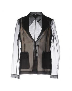 Пиджак GIULIA ROSITANI. Цвет: черный