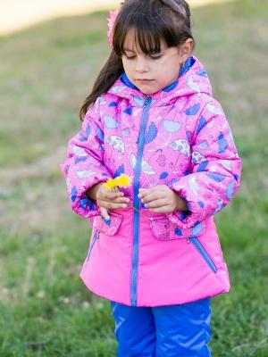 Комплект зонтики Аксарт. Цвет: синий, фиолетовый, фуксия