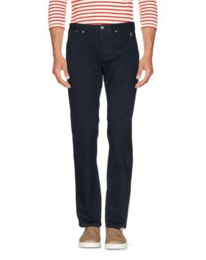 Джинсовые брюки JAGGY. Цвет: темно-синий