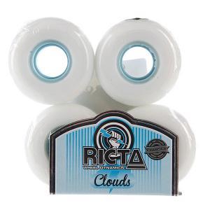 Колеса для скейтборда  Clouds White 78a 52 mm Ricta
