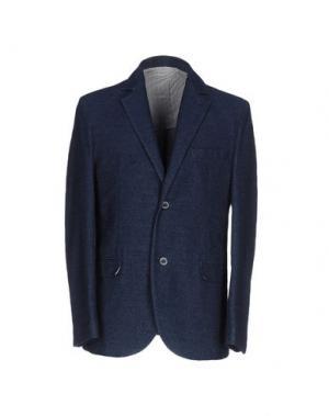 Пиджак BARBATI. Цвет: синий