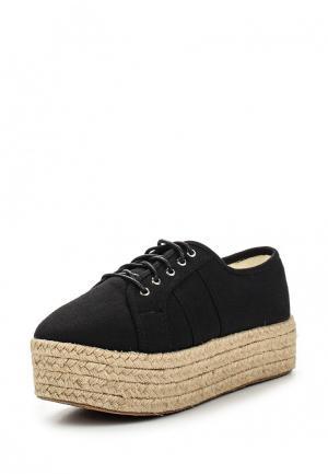 Ботинки Coco Perla. Цвет: черный