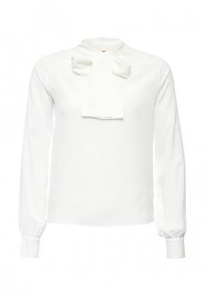 Блуза Olga Grinyuk. Цвет: белый