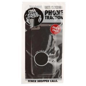 Чехол для iPhone 6  Phone Traction Black Crabgrab. Цвет: черный