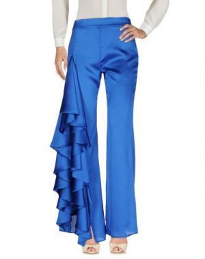 Повседневные брюки FLIVE. Цвет: синий