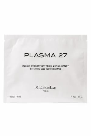 Маска для лица Plasma 27 Cosmetics. Цвет: без цвета