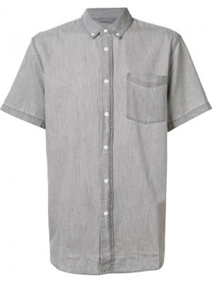 Short sleeve shirt Saturdays Surf Nyc. Цвет: серый