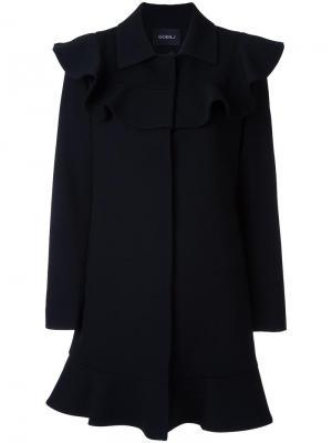 Пиджак свободного кроя Goen.J. Цвет: чёрный