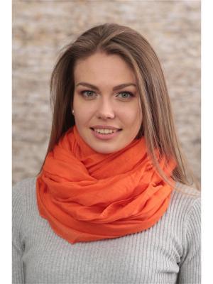 Снуд FOMAS. Цвет: оранжевый