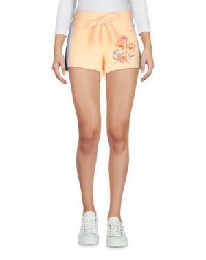 Повседневные шорты WILDFOX. Цвет: абрикосовый