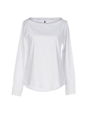 Блузка ALMERIA. Цвет: белый