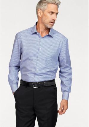Комплект: рубашка + платок STUDIO COLETTI. Цвет: синий/белый в полоску