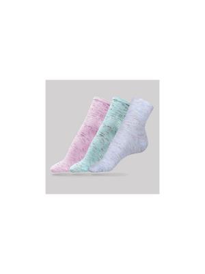 Носки CONTE Elegant. Цвет: бирюзовый, фиолетовый, розовый