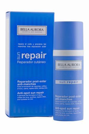 Флюид для лица после загара Sun Repair 50ml Bella Aurora. Цвет: multicolor