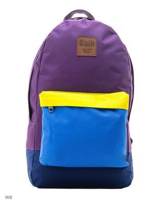 Рюкзак Gaib. Цвет: фиолетовый