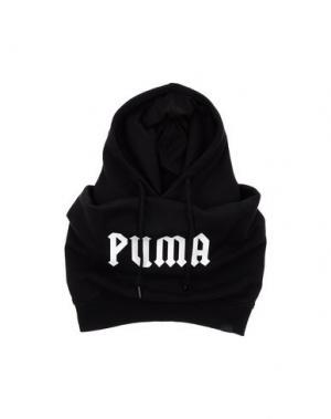 Воротник PUMA. Цвет: черный