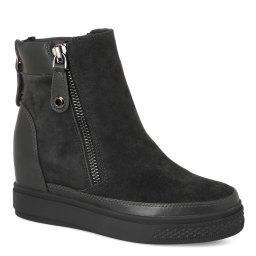 Ботинки  RA0848 темно-серый GIANNI RENZI