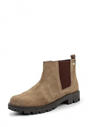 Ботинки Gioseppo. Цвет: бежевый