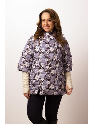 Куртка ДушеГрея. Цвет: серый