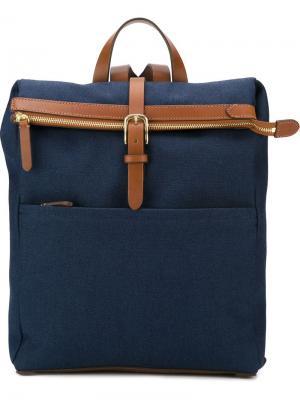Рюкзак M/S Express Mismo. Цвет: синий
