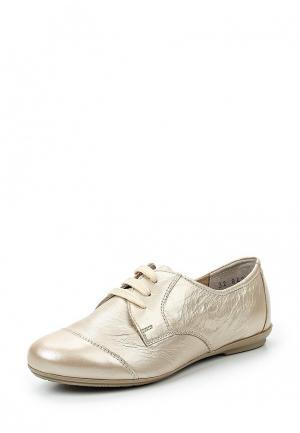 Ботинки Ralf Ringer. Цвет: золотой