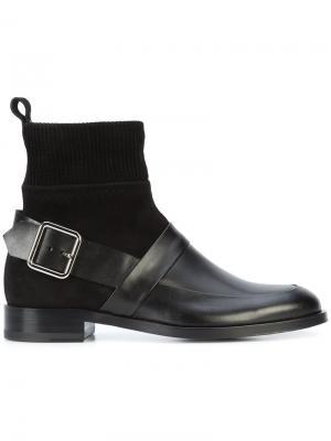 Ботинки с пряжками Pierre Hardy. Цвет: чёрный