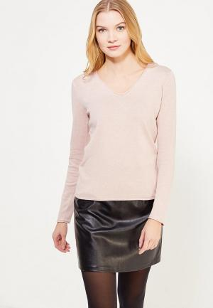 Пуловер Tom Tailor. Цвет: розовый