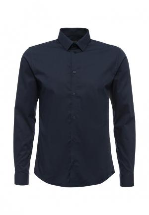 Рубашка Casual Friday by Blend. Цвет: синий
