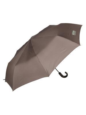 Зонт складной Moschino 533-ToplessL Antracite. Цвет: антрацитовый