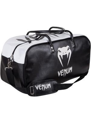 Сумка Venum Origins Bag Large Black/Ice. Цвет: черный, белый